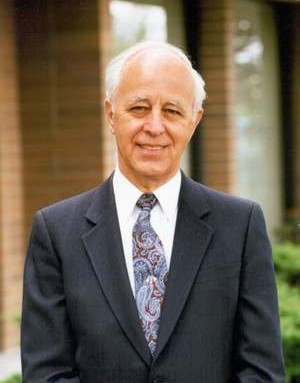 Dan Hallam (c.1991), chairman of FEBCanada from 1973-98.