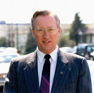 Jake Janz (c.1990) - executive director of FEBCanada from 1988-92.