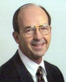 Rev. Klaus Tonn (c.1993) - FEBCanada's regional director since 1993, and Prairie representative from 1989.
