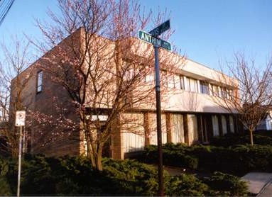 6850 Antrim Avenue, Burnaby (Vancouver), B.C. - since 1986, FEBCanada's head office and production studio complex.