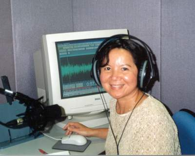 Solina Chy (c.1999) - Khmer-language program producer, and FEBCanada missionary to Manila, Philippines and Phnom Penh, Cambodia from 1993-2002.